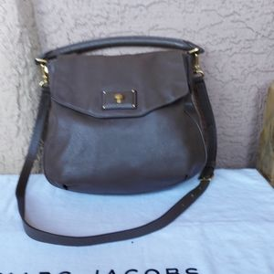Marc Jacobs Brown 2 way Crossbody Bag